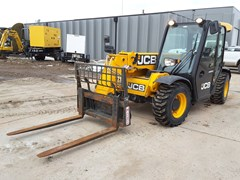 Forklift For Sale:  2015 JCB 525-60