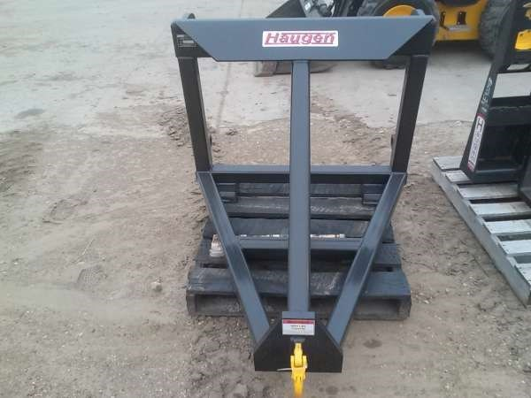 2015 Marv Haugen Enterprises Inc MTJ4 Forklift Attachment For Sale