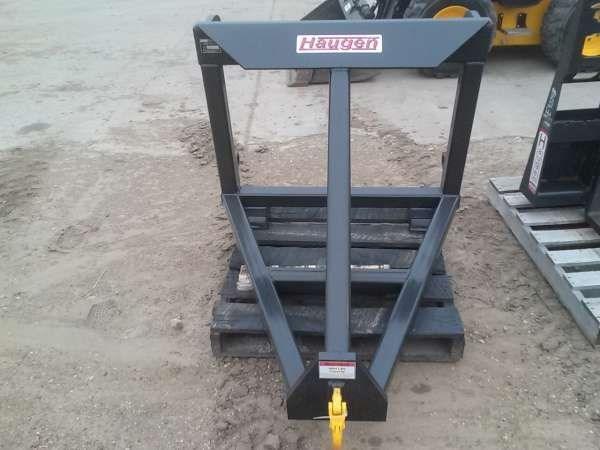 2015 Marv Haugen Enterprises Inc MTJ4 Forklift Attachment For Sale