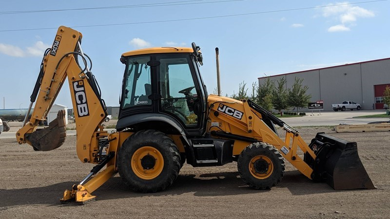 2014 JCB 3CX-14 Tractor Loader Backhoe For Sale