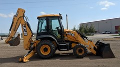 Tractor Loader Backhoe For Sale:  2014 JCB 3CX-14