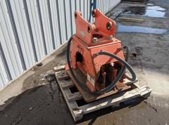 Plate Compactor For Sale:  2014 NPK C-4CTOP