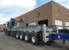 Crusher - Jaw For Sale:  2014 Lippman 3650P