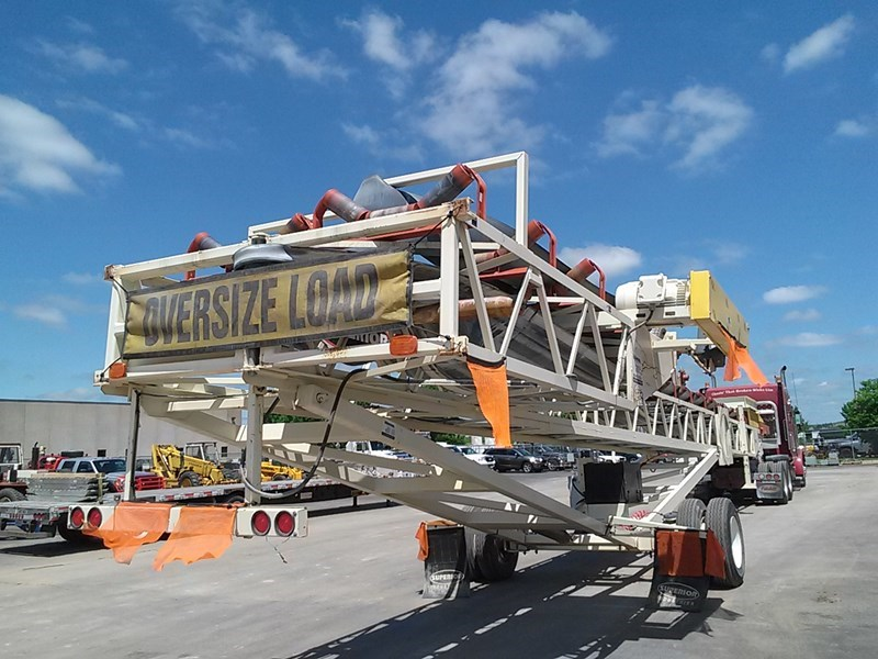 2014 Superior 36X80PRSC Conveyor - Stacking For Sale