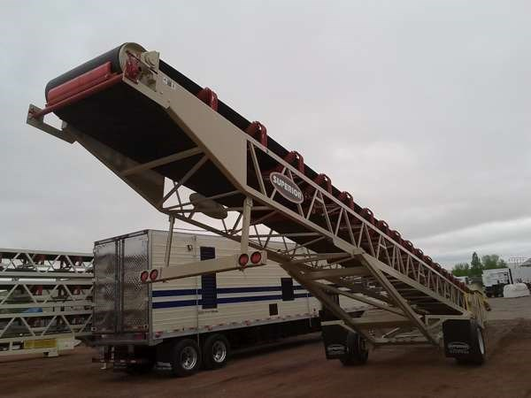 2015 Superior 42X70PRSC Conveyor - Stacking For Sale