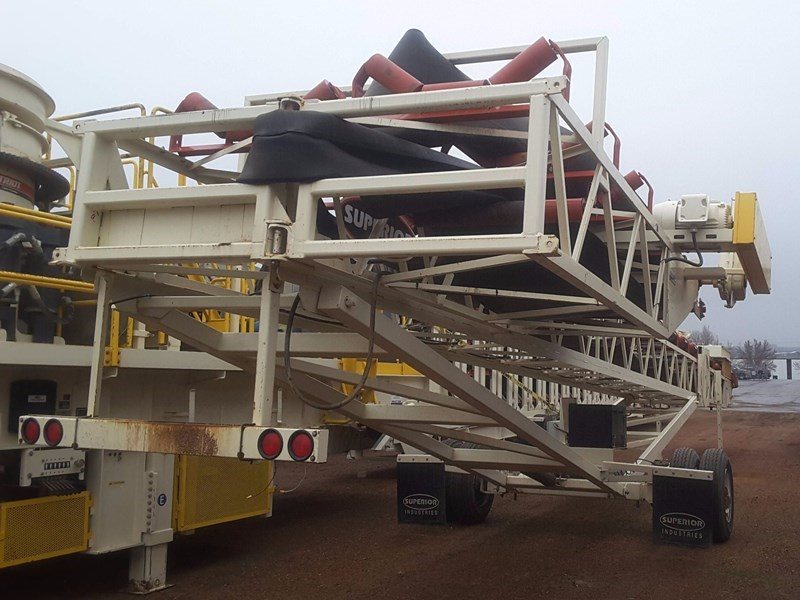 2015 Superior 36X80PRSC Conveyor - Stacking For Sale