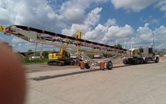 Conveyor - Stacking For Sale:  2015 Superior 30X70PRSC