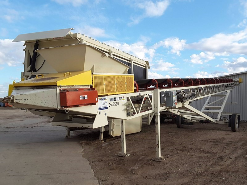 2015 Superior 30X70PRSC Conveyor - Stacking For Sale