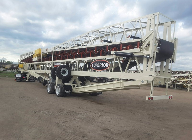 2016 Superior 42X150PS Conveyor - Stacking For Sale