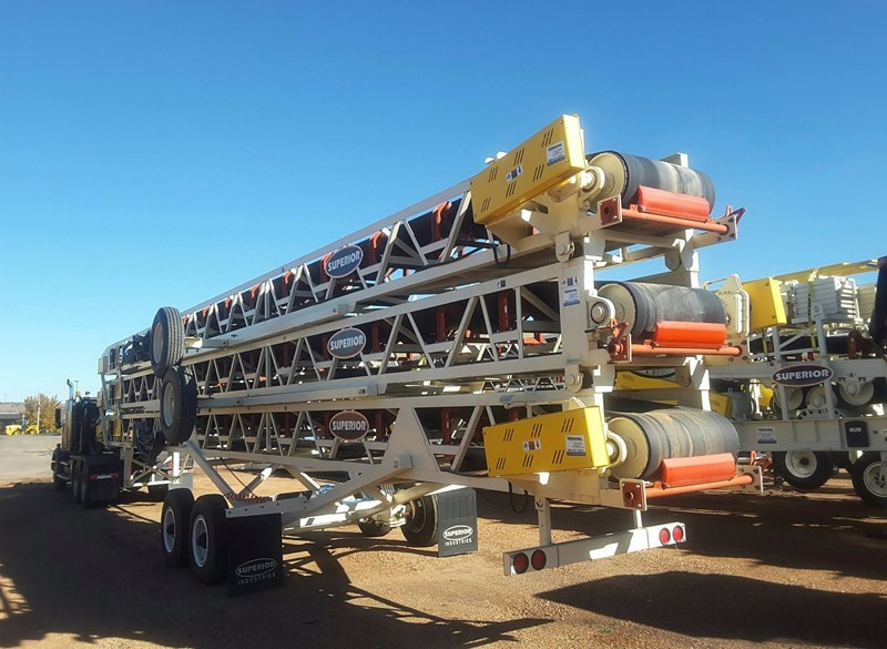 2015 Superior 36X60STSS-TRL Conveyor - Transfer For Sale