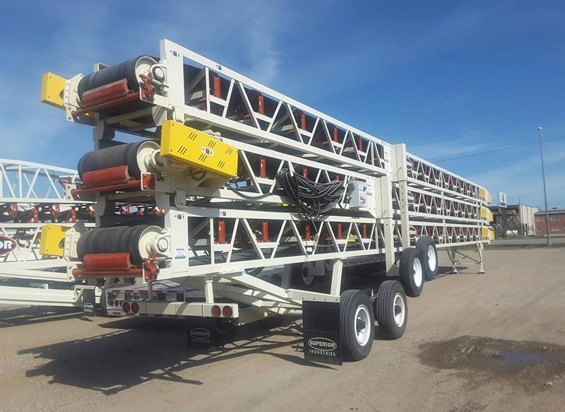 2015 Superior 36X70STSP-TRL Conveyor - Transfer For Sale