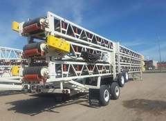 Conveyor - Transfer For Sale:  2015 Superior 36X70STSP-TRL