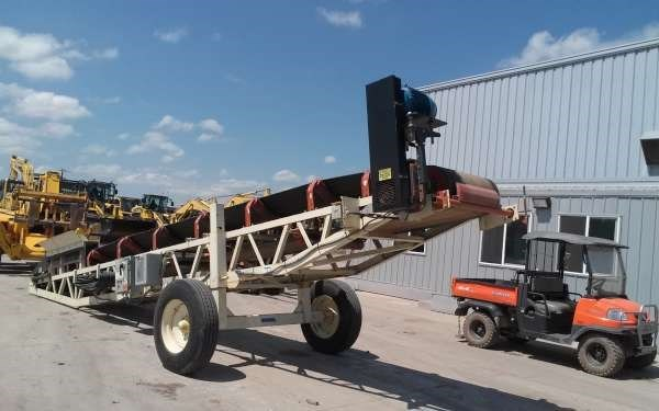 2013 AES 3630 Scale (Belt) & Scale Conveyor For Sale