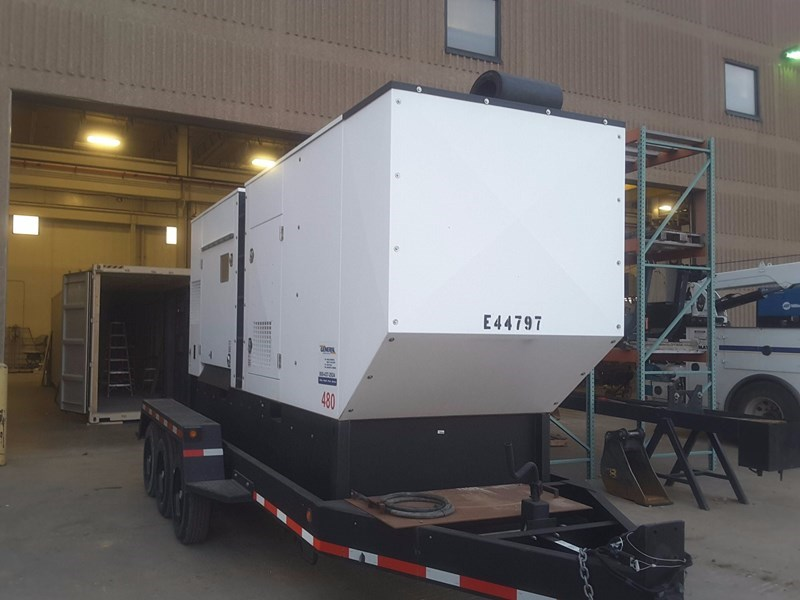 2015 Magnum 379 KW Generator & Power Unit For Sale