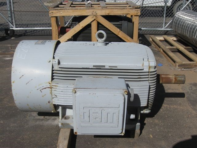 WEG 300 HP Electric Motor For Sale
