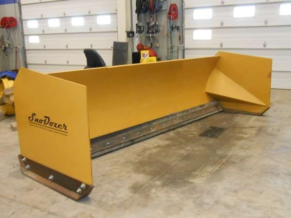 2011 WAHPETON FABRICATION PSD-14-4 Snow Equipment For Sale