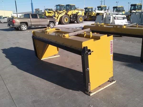 2014 Marv Haugen Enterprises Inc HSP 96 Skid Steer Attachment For Sale