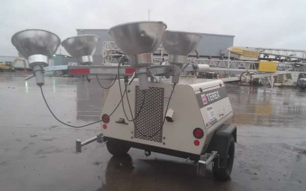 2014 Genie AL5 Light Plant For Sale
