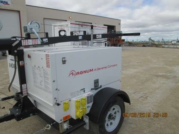 2015 Magnum MLT5200I Light Plant For Sale