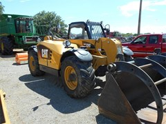 Telehandler For Sale 2012 Caterpillar TH407