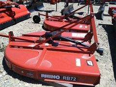 Rotary Cutter For Sale 2015 Rhino RB72
