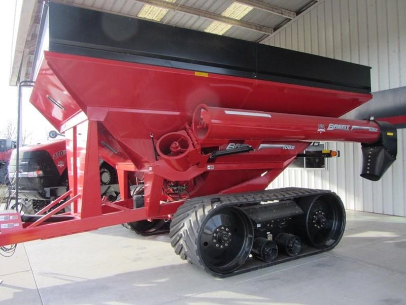 2014 Brent 1082 Grain Cart For Sale