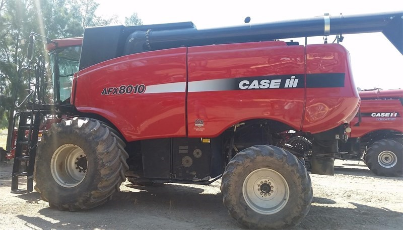2003 Case IH 8010 Combine For Sale