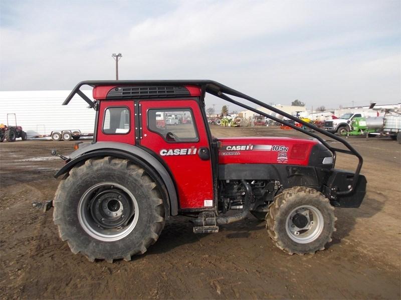 2014 Case IH FARMALL 105N Tractor