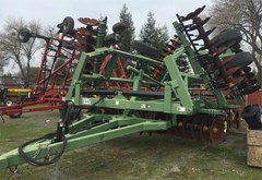 Disk Harrow For Sale 2011 Wishek 814NT-30