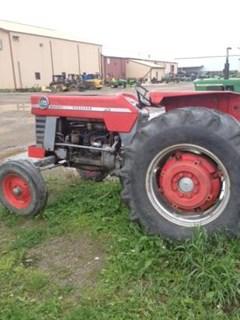 Tractor For Sale:  1978 Massey Ferguson 175 , 65 HP