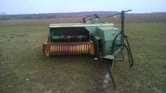 Baler-Square For Sale:  1982 John Deere 327