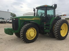 Tractor For Sale:  2001 John Deere 8310 , 205 HP