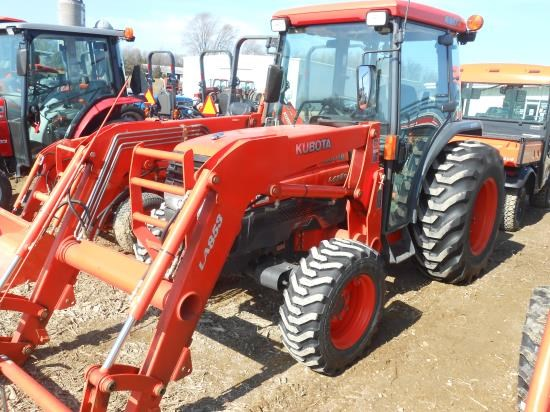 2003 Kubota L4330HSTC Tractor - Compact For Sale