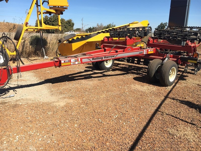 2016 Unverferth ROLLING HARROW 1225 Tillage For Sale