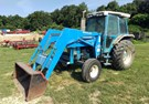 Tractor For Sale:  1987 Ford 6610 II , 72 HP