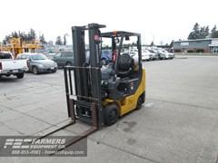 ForkLift/LiftTruck-Industrial For Sale 2014 Komatsu FG18SHT-20 , 56 HP