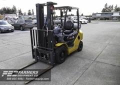 ForkLift/LiftTruck-Industrial For Sale 2014 Komatsu FG25T-16 , 56 HP