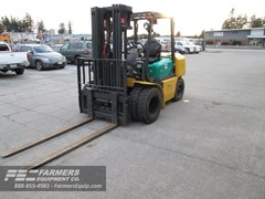 ForkLift/LiftTruck-Industrial For Sale 2007 Komatsu FD40ZT-8 , 95 HP