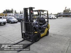 ForkLift/LiftTruck-Industrial For Sale 2015 Komatsu FG18HTU-20 , 56 HP
