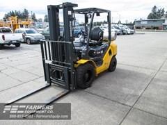 ForkLift/LiftTruck-Industrial For Sale 2015 Komatsu FG30HT-16 , 60 HP