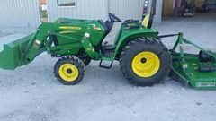 Tractor For Sale:  2013 John Deere 3032E , 31 HP