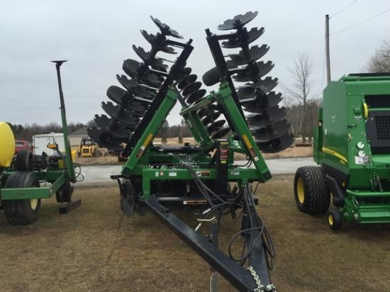 Frontier tm5124 Disk Harrow For Sale