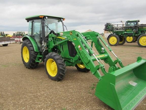 2014 John Deere 5085M Tractor For Sale