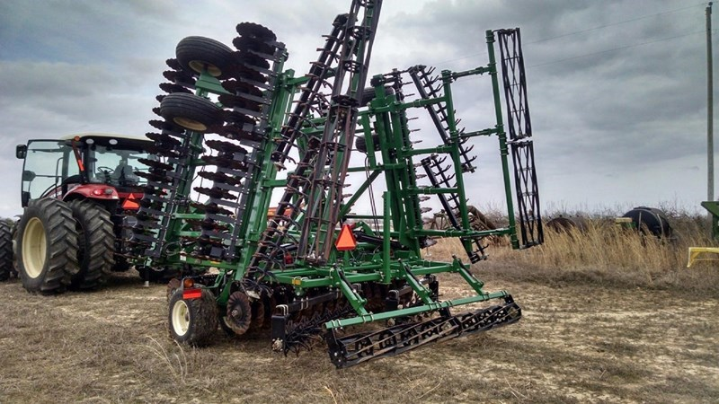 2013 Great Plains 3000TM Vertical Tillage For Sale