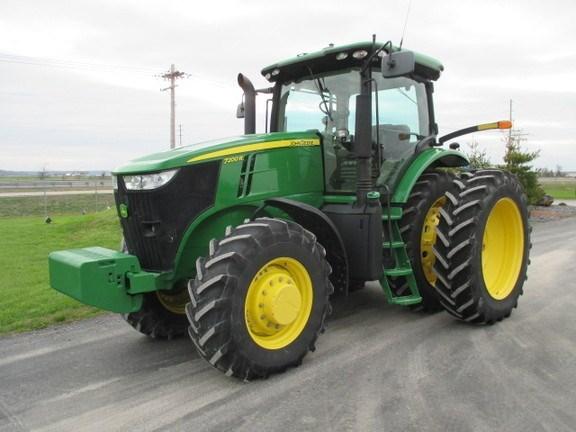 2012 John Deere 7200R Tractor For Sale