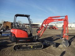 Excavator-Mini For Sale 2014 Kubota KX91R1A