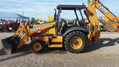Loader Backhoe :  2015 Case 580SN