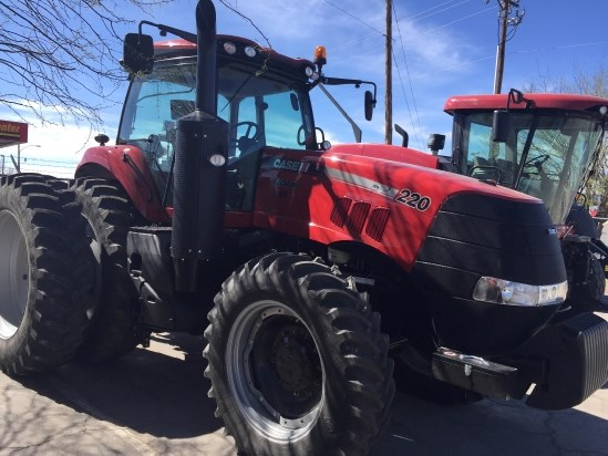 2016 Case IH Magnum 220 Tractor For Sale
