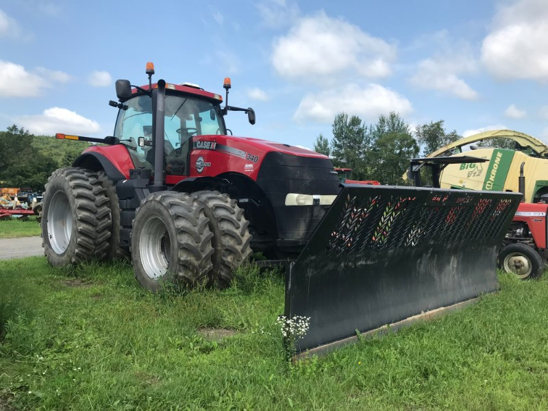 case ih 340 magnum tractor for sale
