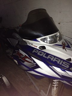 Snowmobile For Sale 2004 Polaris 600 XCSP